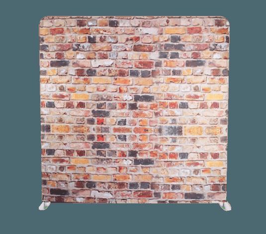 custom backdrop brick theme