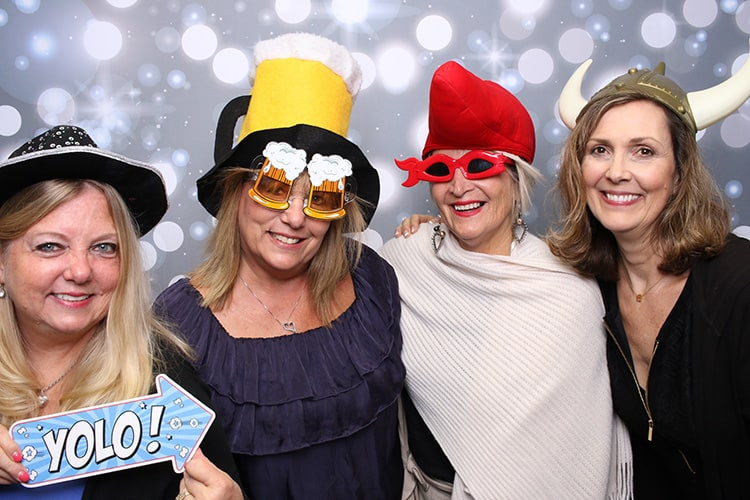 A Wedding Photo Booth is FUN for all ages