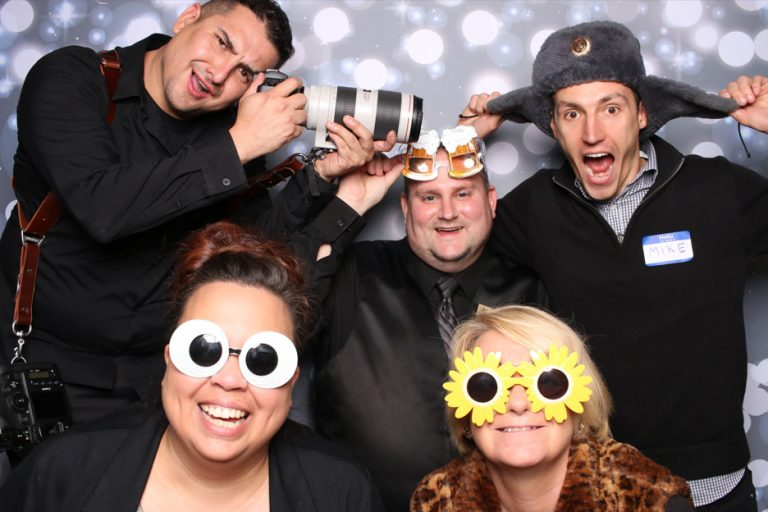 The Difference Between A Photographer and A Photo Booth (and why you need both)