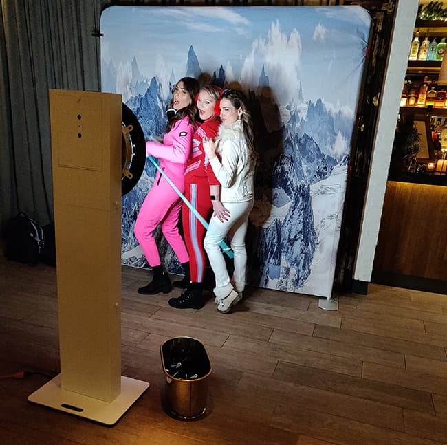 What is a Photo Booth? (and why you need one at your next event)