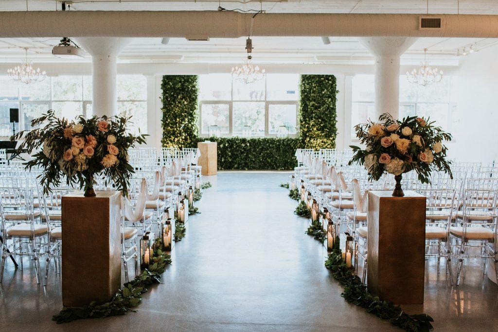 Wedding Setup at Room 1520