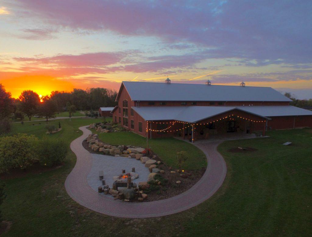 Chicago Rustic Barn Wedding Venue